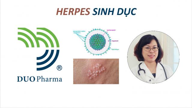 Herpes sinh dục - những điều cần biết